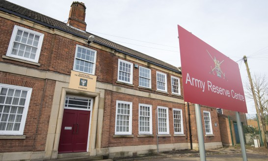 Bulwell Army Reserve