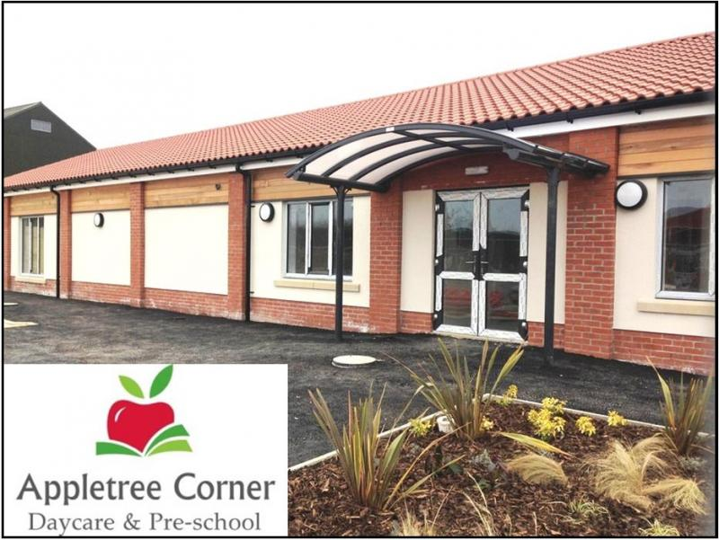 Extension to Appletree Day Nursery, Witham St Hughes.