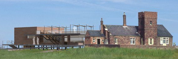 Gibraltar Point - New Visitors Centre - Skegness