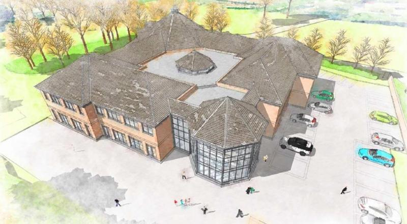 Kenwick Park - New Health & Leisure Facilities - Louth