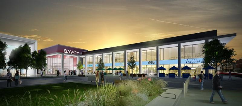 New Savoy Cinema Complex