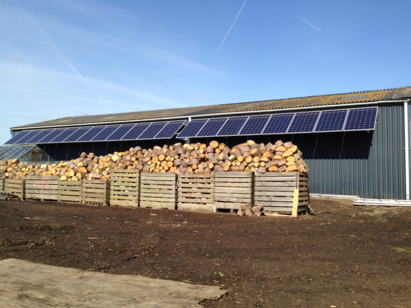 5kW System - Saltbox Farm, North Somercotes